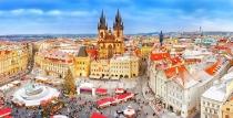 хотел в Прага