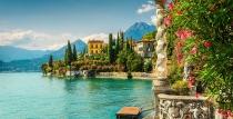 Италиански езера и Френска ривиера с полет от София