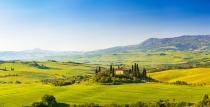 Настаняване по програмата Рим, Тоскана и Чинкуе Терре