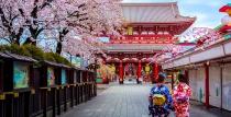 Екскурзия до Япония - Магията на цъфналите вишни