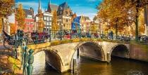 Екскурзия до Белгия и Холандия със самолет - Ниската земя Нидерландия и Цветният килим в Брюксел - с полет от София