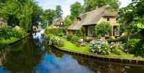 Екскурзия до Белгия и Холандия със самолет - Ниската земя Нидерландия и Цветният килим в Брюксел - с полет от Варна